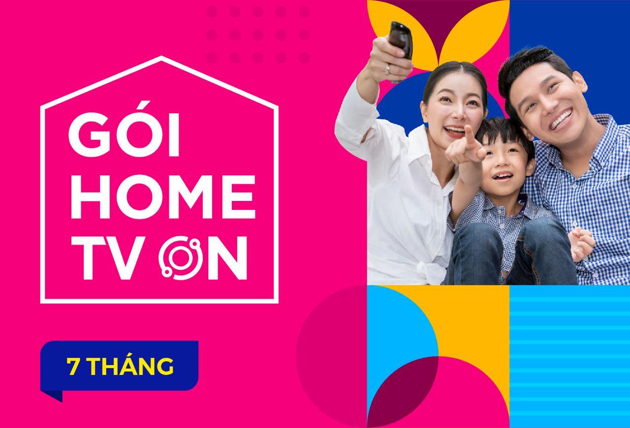 Gói Home TV-On Smart TV